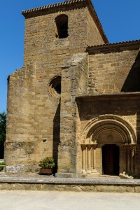 Church of St. Andrew, Zariquiegui
