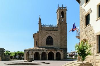 Church of St. John the Baptist, Obanos