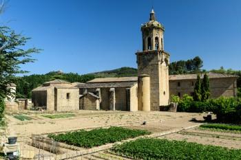 Church of the Crucifix, Puente la Reina