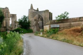 Ruins of St. Anton Convent