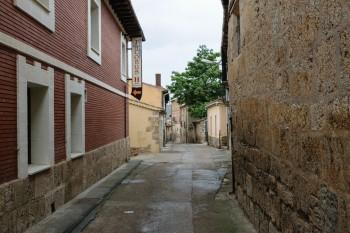 Street in Castrojeriz