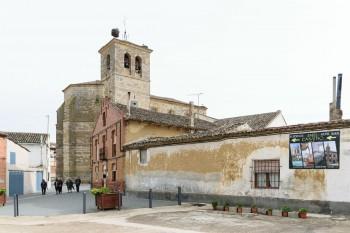 Church of Santa Maria, Boadilla del Camino