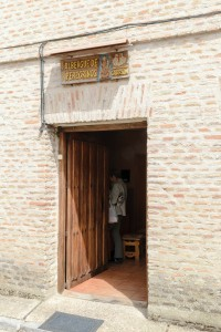 Santa Maria Albergue, where we stayed in Carrion de los Condes