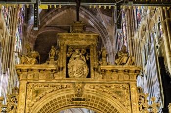 Interior, Leon Cathedral