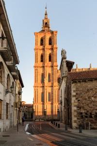 Morning light, Catedral de Santa María de Astorga