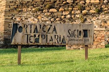 Castillo de los Templarios, Ponderrada