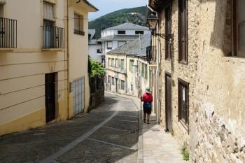 Street in Villafranca del Bierzo