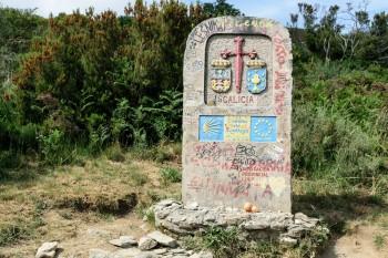 Entering Galicia