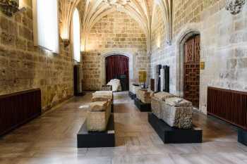 Interior, San Marcos Parador