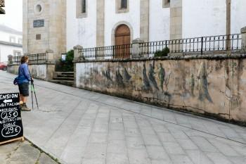Pilgrim mural