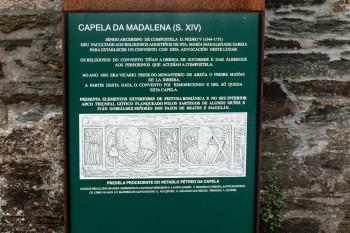 Capela de la Magdalena, Arzua
