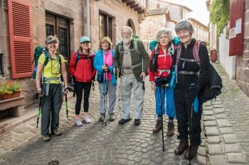 Camino Week 1-2