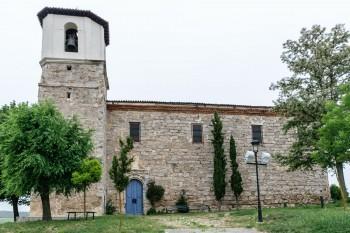 Iglesia San Roque, Villambistia