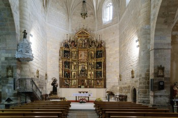 Church of Santa Maria, Boadilla del Camino
