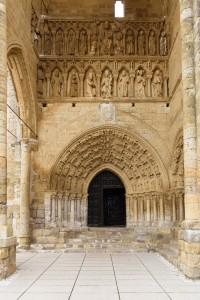 Doorway, Iglesia de Santa Maria la Blanca