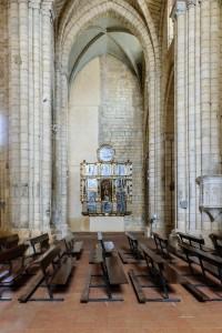 Iglesia de Santa Maria la Blanca, Villalcazar de Sirga