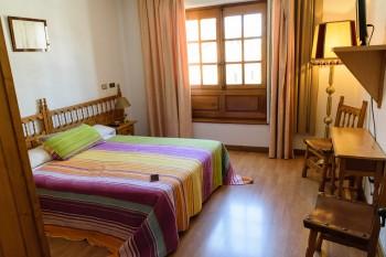 Hotel room in Astorga