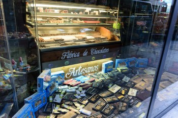 Store window, Astorga