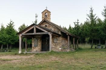 Chapel near La Cruz de Ferro