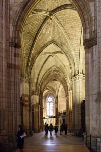Interior, Leon Cathedral