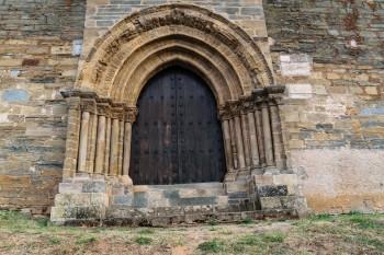 Church of Santiago Door of Pardon (Puerta de Perdon)