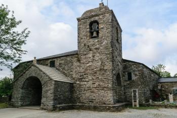 The Church of St. Mary, O'Cebreiro
