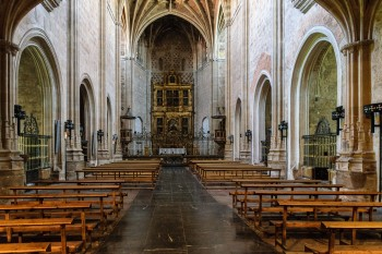 Chapel, San Marcos Parador