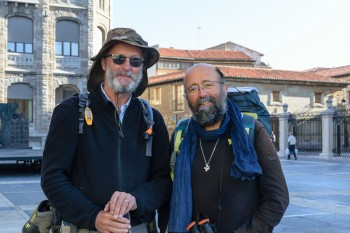 Friend and Jean Michel