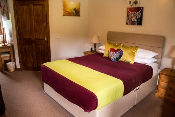 Room at Beinglas Farm, Inverarnan